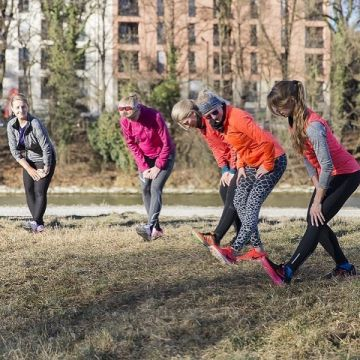 In December we have had a really great running event and mobility training with @nike and Olympic at...