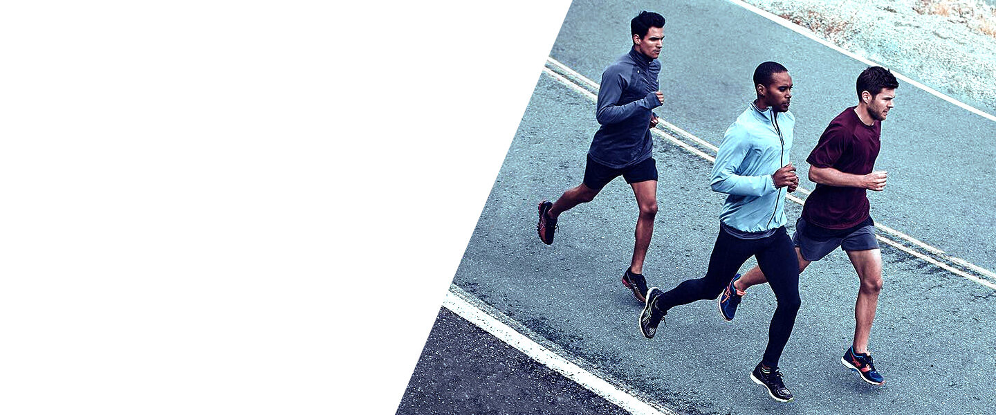 The rising temperatures make you want to run - discover the best clothing for running fans.