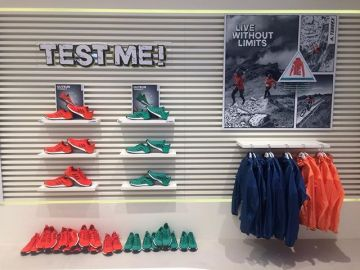 Visit us in our #kellersportsstore and test the new @adidasterrex agravic speed and the @adidasterre...