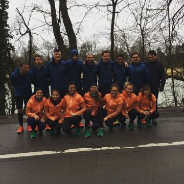 There is no bad weather! ??@isarrun_bykellersports & @adidasrunnersde testing the @adidasterre...