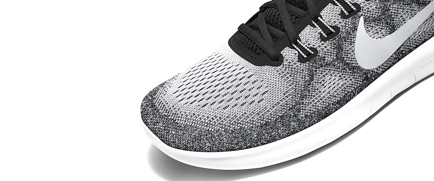 The latest Nike Free models for flexible comfort during every step.