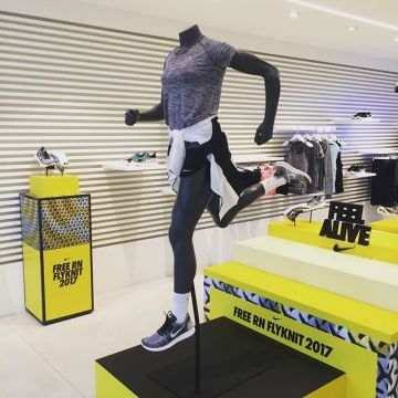 @nike free running shoes and exclusive @nike running clothes in our #kellersportsstore ????...