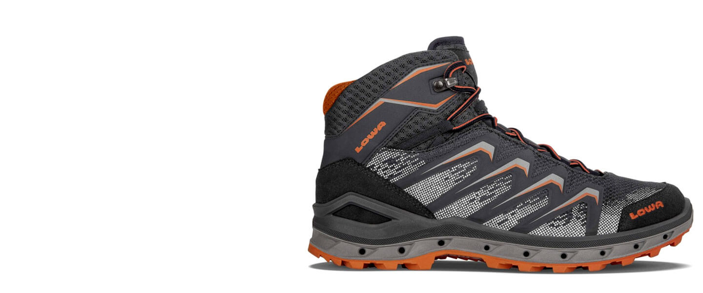 The new Aerox GTX® models and many more LOWA outdoor shoes