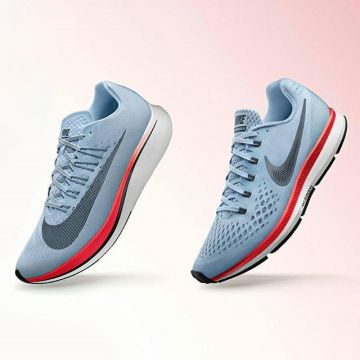 Designed for all those who dare to push forward - the @nike Zoom Series ? from Thursday on in our...