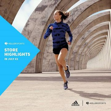 Boost your run with the new @adidas running collection ? available in our #kellersportsstore from...