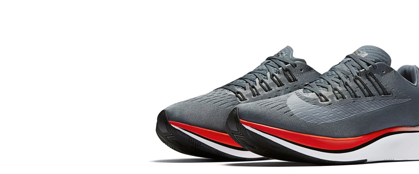 Buy the strictly limited Zoom Fly in new colours and discover other shoes from the Nike Zoom series.