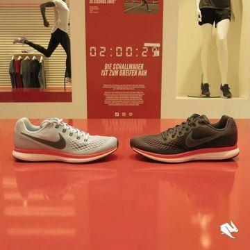 Lightside vs. Darkside - what's your favorite?  Come around and have a look ? #Nike #running #lig...