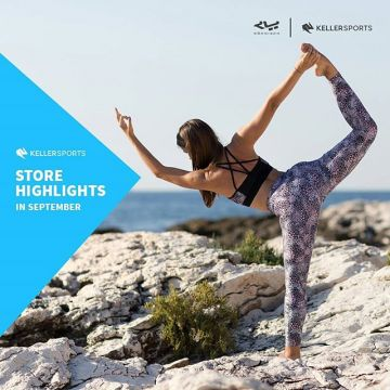 Discover sportswear from a female perspective! For the next two weeks we have the swedish brand #roh...