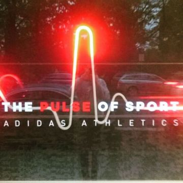Feel the pulse! @adidaswomen #adidasathletics #thepulseofsport #zne #training #fitness #bestsportspr...