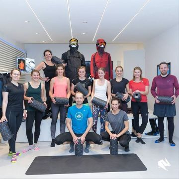 Winter is coming - get ready! Yesterday we got fit for the ski-season with @kapra2008 and @peakperfo...