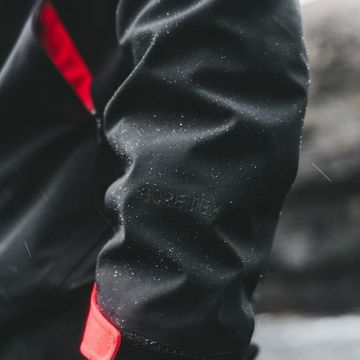 The protection of @goretexeu combined with theflexibilty of 4-way stretch soft shell material! #ap...