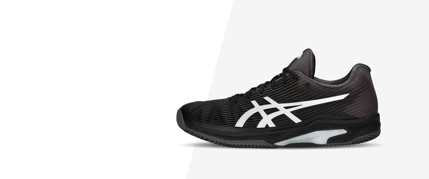 ASICS Gel-Solution Speed FF: return every shot with stability, cushioning and breathability.