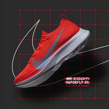 Race Day Rocket ?  @nike #Vaporfly4...