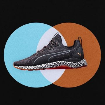 Sneaker or Runner? It's up to you! @puma #HybridRunner #OutNow...