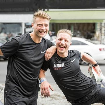 Friday mood! ?  #tgif #smilewithus #marathonteam...