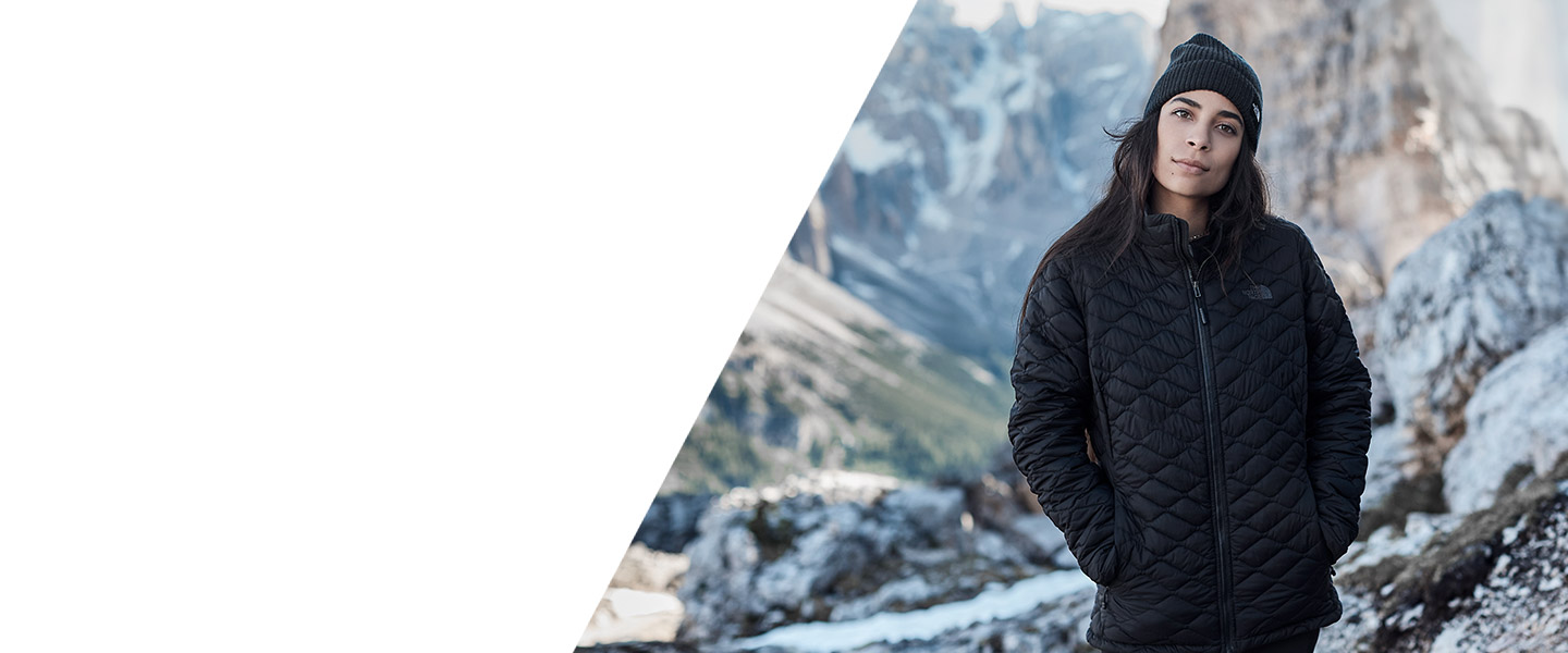 Easy to store, warming even when wet, made for full freedom of movement - experience ThermoBall™ by The North Face.