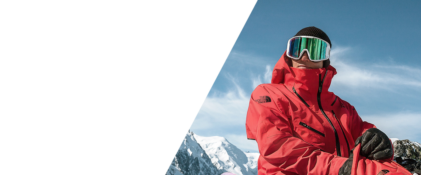 Steep Series by The North Face: get kitted out for your next mission.