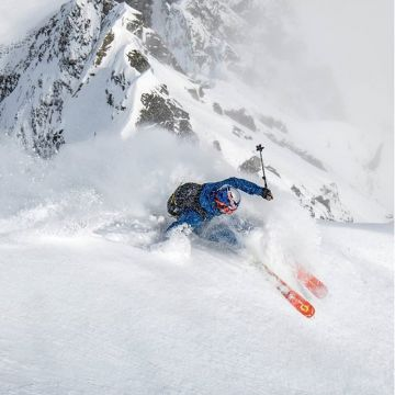 Designed for your safety. The new @mammut_swiss1862 snow & safety equipment. Faster and more precis...