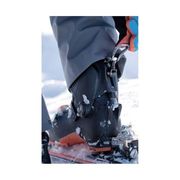 No compromise. The Hoji Pro Tour ski boot by @dynafit  #dynafit #hoji #skitouring...