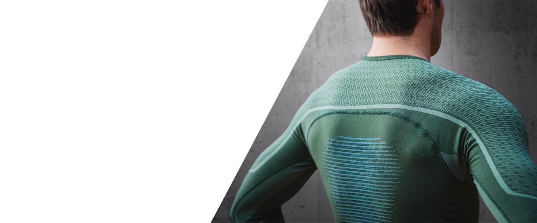 UYN Funktionswäsche wird aus speziellen Naturfasern gefertigt, die dir vollkommene Bewegungsfreiheit und beste Performance schenken.