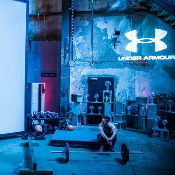 Talent doesn't break records -  hard work does! Read more about Under Armour athlete @marcel__hirsch...