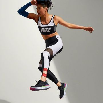 Improved performance & design, Flyknit weave pattern, lower heel & foam midsole. This is your new ru...