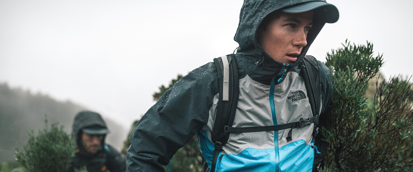 Take on The North Face's mission and search for adventure. Functional outdoor clothing will support you wherever you end up.