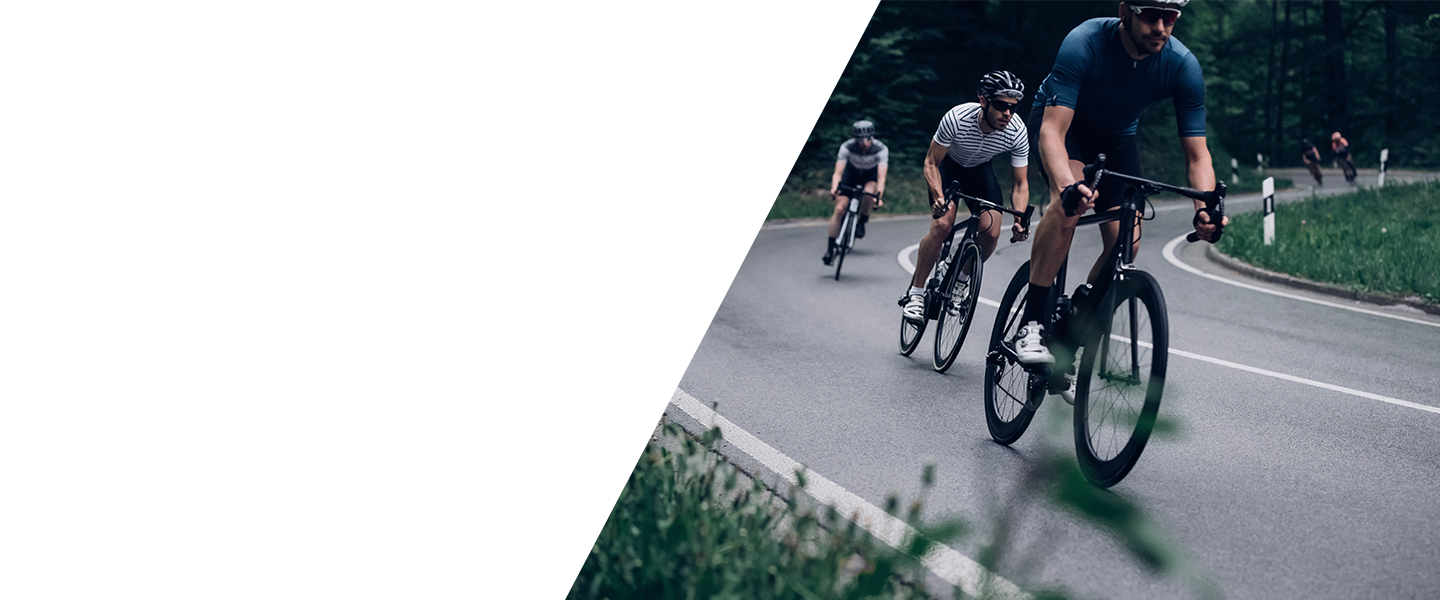 Improve your performance on your bike with sophisticated, high-tech cycling products.