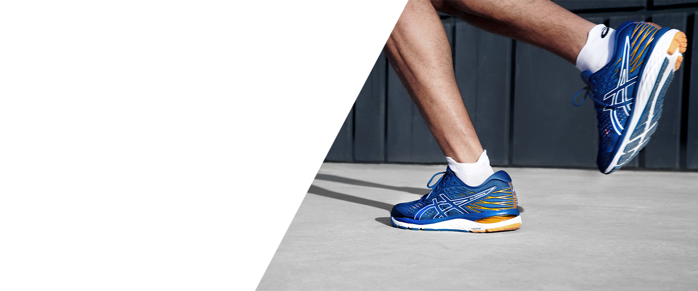 ff68680b9 The ASICS Cumulus 21 comes with technical features that allow you to reach  new distances.