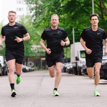 The future of running. The next %, which pushes you further forward - @valentin.pfeil  Want to kno...