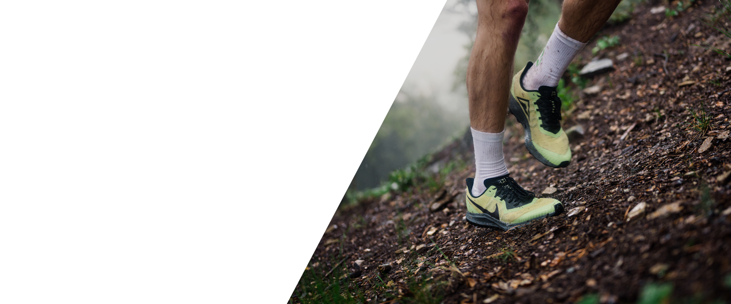 Conquer every surface in all weathers with the Nike Pegasus Trail.