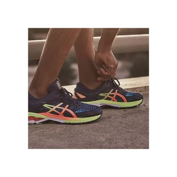 This shoe is made for performance. The new asics Gel Kayano 26 is your perfect every day runner.? ...