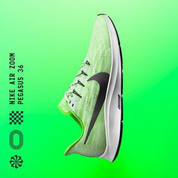 A shoe for the roads.? The new @nike Pegasus 36.? ? #nike #nikerunning #pegasus36? .? #run...