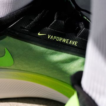 ?Vaporweave. ? The new upper by @nike? Lighter, extremely breathable and provides even more su...
