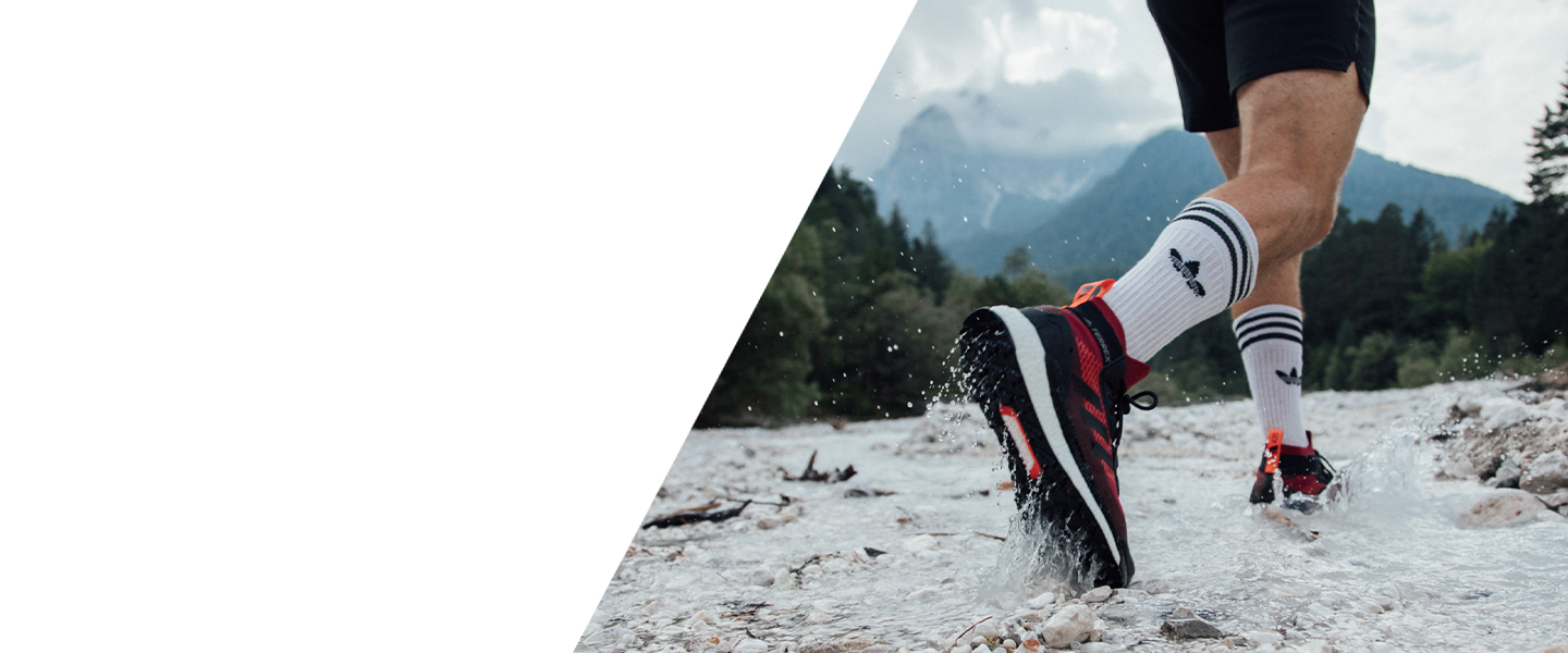 For your travels, mountain trips and city escapes: with the latest Free Hiker GTX, adidas TERREX offers a versatile companion that won't let you down.