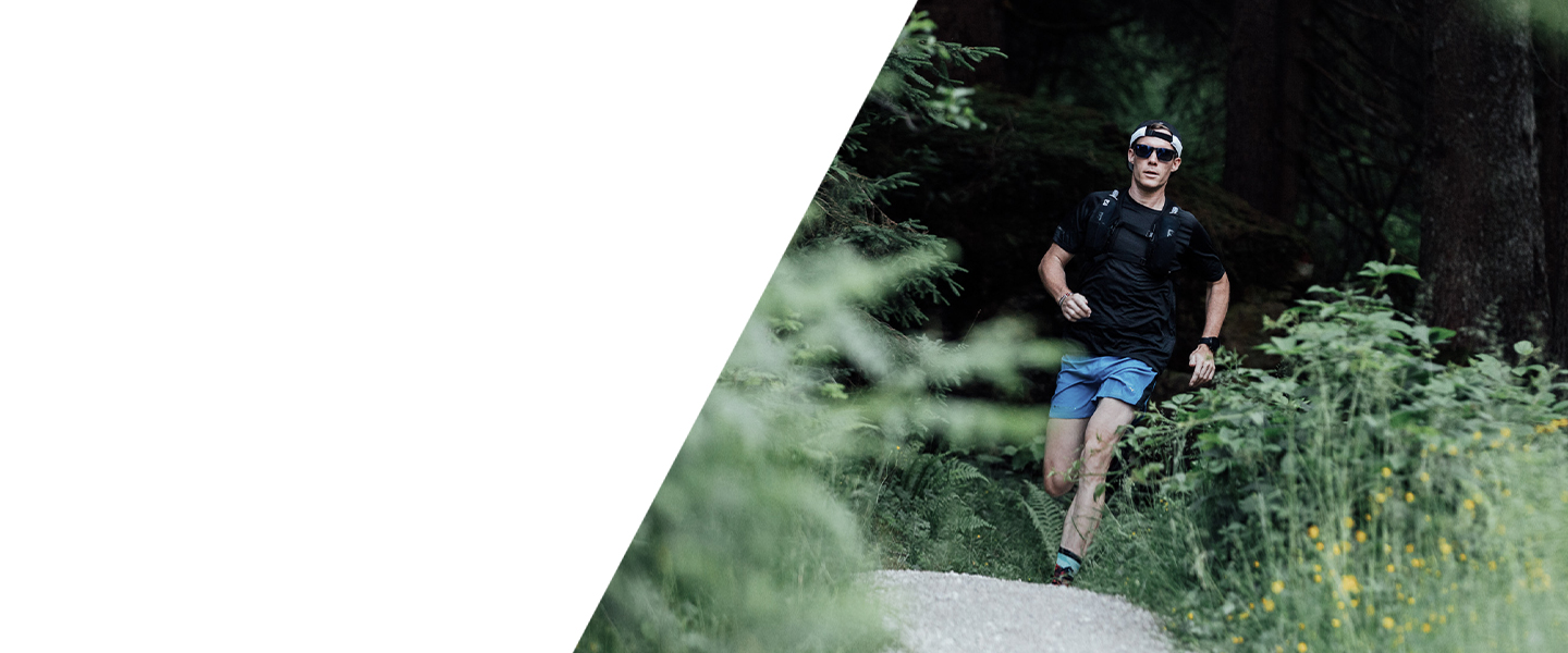 Enjoy a lightweight, sure-footed run over roots and rocks with robust trail running shoes by Mizuno, La Sportiva, Dynafit and many more brands.