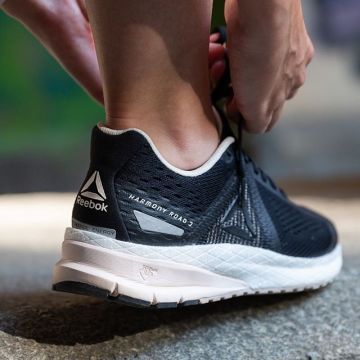 Recommit to your speed or distance goals with the new @reebok Harmony Road 3.? Find it online.? ...