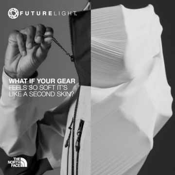 The Revolution begins - The North Face Futurelight. ? COMING SOON? ? #thenorthface #futureligh...