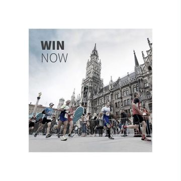 WIN your bib for the @generalimuenchenmarathon?. ? We raffle 10 Upgrade spots for the race! This...