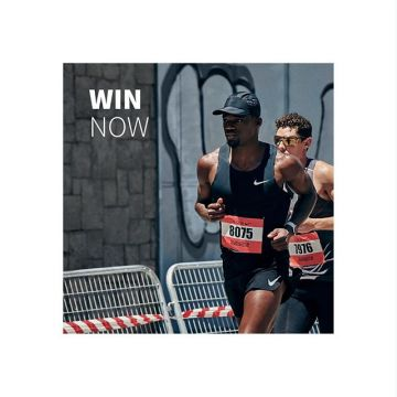 WIN your ease for the @berlinmarathon.? ? Get ready for the big race. We raffle five spots for t...