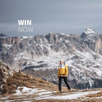 To all Outdoor Girls out there! ? ? Together with @magdalenamst & Mammut we´re raffling off a c...