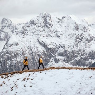 The first snow of the year - every time special. Do you already looking forward to the first snow? O...