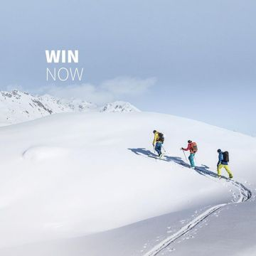 Climb up, step on, switch off - Win two tickets for the Schöffel Ski Touring Camp?? ?? Perf...