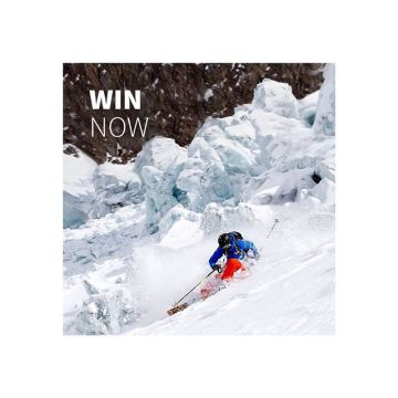 Ready for your first lines?? ? Win one of two White 5 Cards for the five tirol glaciers!? ? ...